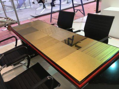 テーブル アラベスク