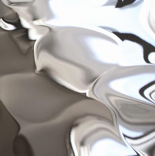 ミステリアスステンレスミラーリップルス -mysterious stainless mirror riples-